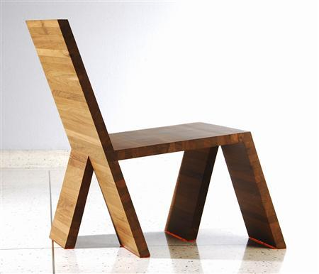 <p>An undated handout picture shows a piece of furniture designed by  university lecturer and author of several books on architecture and the  environment ...