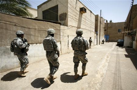 Iraq expects new round of U.S.-Iran talks soon