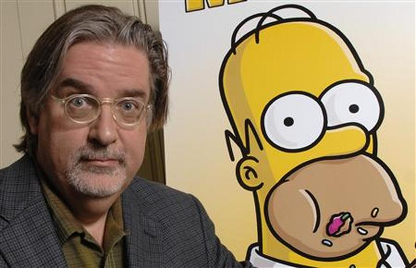 Simpsons Movie Earns Plenty Of Laughs On Big Screen Reuters