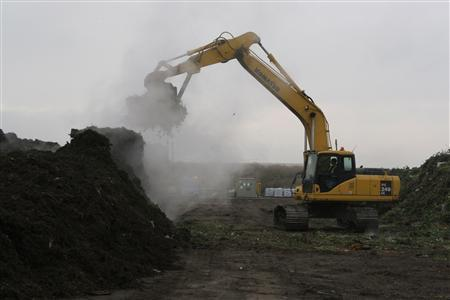 Britain starts digesting as biogas catches on - Reuters