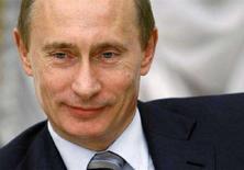 <p>Il presidente russo Vladimir Putin. REUTERS/Alexander Zemlianichenko/Pool</p>