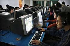 <p>Un internet cafè cinese. REUTERS/ Nir Elias (CHINA). REUTERS/ Nir Elias (CHINA)</p>