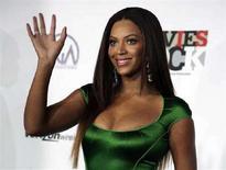 <p>Beyonce, una delle cantanti della Sony Bmg. REUTERS/Jason Redmond</p>