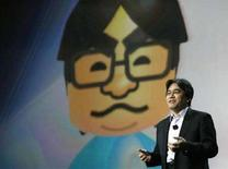 <p>Una presentazione alla stampa di Nintendo. REUTERS PICTURE</p>