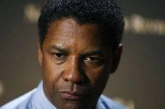 <p>L'attore e regista Denzel Washington. REUTERS/Lucas Jackson</p>