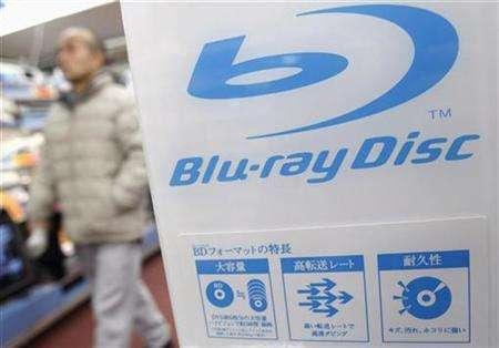 Blu Ray And Sony Enhance Their Profile On Dvd Reuters Com