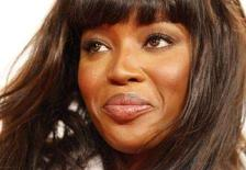 <p>Naomi Campbell in una foto d'archivio. REUTERS/Johannes Eisele (GERMANY)</p>