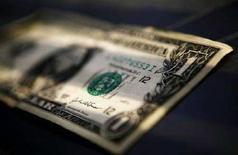 <p>Una bancoota da un dollaro. REUTERS/Mark Blinch (CANADA)</p>