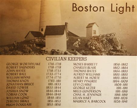 A day in the life of America's last lighthouse keeper - Reuters