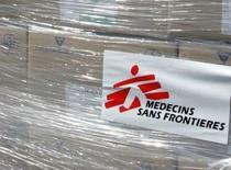 <p>Haaken A. Christensen, un marchand d'art norvégien décédé il y a quelques mois, a laissé sa fortune évaluée à près de 40 millions de dollars à l'ONG humanitaire Médecins Sans frontières. /Photo d'archives/REUTERS</p>