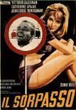 """<p>Una locandina del film """"Il Sorpasso"""". REUTERS/HANDOUT</p>"""