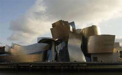 <p>Immagine d'archivio del museo Guggenheim. REUTERS/Vincent West(SPAIN)</p>