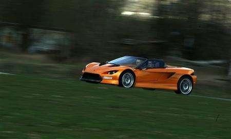Beyond Fake Ferraris Slovak Carmaker On Attack - Low cost sports cars