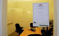 <p>Una conference room nella sede di YouTube in California. REUTERS/Erin Siegal (UNITED STATES)</p>