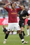 <p>Amantino Mancini REUTERS/Alessandro Bianchi</p>