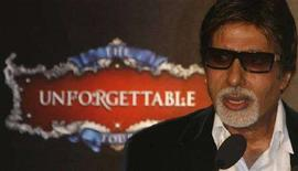 <p>L'attore di Bollywood Amitabh Bachchan REUTERS/Punit Paranjpe</p>