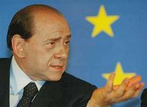 <p>Silvio Berlusconi in una foto d'archivio. REUTERS</p>