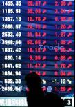 <p>Trader giapponesi. REUTERS/Toshiyuki Aizawa</p>