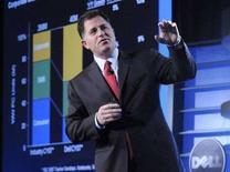 <p>L'AD e fondatore di Dell, Michael Dell. REUTERS/Bob Pearson</p>
