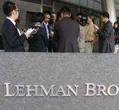 <p>Il logo di Lehman Brothers Holdings REUTERS/Toru Hanai</p>