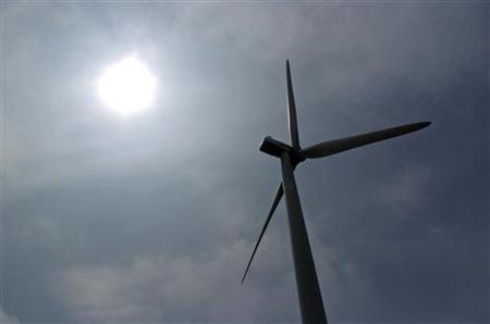 On Texas prairie, wind power is resurgent