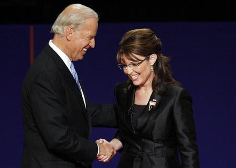 Palin Biden Agree On Gay Rights At Debate Reuters