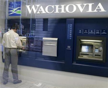 Wells Fargo And Wachovia Agree To Merge Reuters