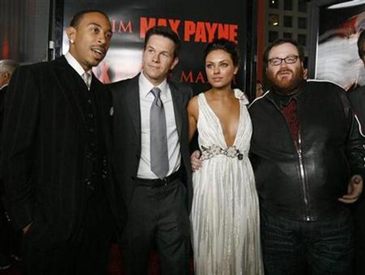 max payne movie cast 2008