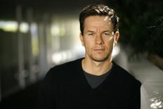 """<p>Cast member Mark Wahlberg, who stars in the movie """"Max Payne"""", poses for a portrait in Beverly Hills, California October 12, 2008. REUTERS/Mario Anzuoni</p>"""