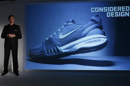 7f1c12cc5 Nike unveils new products in environmental push - Reuters
