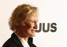 "<p>Actress Glenn Close arrives to attend opening night of the play ""Equus"" at the Broadhurst Theater in New York September 25, 2008. REUTERS/Lucas Jackson</p>"