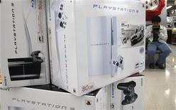 <p>Console della Playstation 3, di Nintendo. REUTERS/Kim Kyung-Hoon (JAPAN)</p>