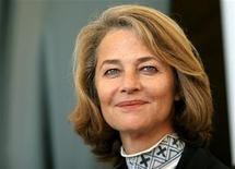 <p>British actress Charlotte Rampling poses at a photocall in Venice September 7, 2005. REUTERS/Alessia Pierdomenico</p>