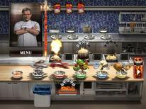 """<p>A screengrab from Ubisoft's """"Hell's Kitchen: The Video Game."""" A new crop of video games is encouraging fans to ignore their parents' advice and play with their food. REUTERS/Ubisoft/Handout</p>"""