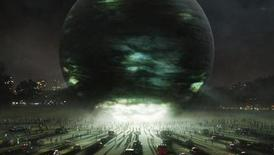 """<p>A scene from """"The Day the Earth Stood Still"""". REUTERS/20th Century Fox/Handout</p>"""