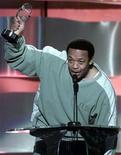 """<p>Pioneering """"gangsta"""" rapper Dr. Dre led a diverse field of nominees for the Grammy Awards in this file photo from January 3, 2001. REUTERS/Ethan Millers</p>"""