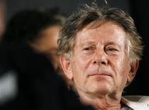 """<p>Polish director Roman Polanski attends a news conference for the film """"Chacun son Cinema"""" at the 60th Cannes Film Festival, May 20, 2007. REUTERS/Jean-Paul Pelissier</p>"""