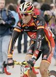 <p>Il ciclista Alejandro Valverde. REUTERS/Dani Cardona</p>