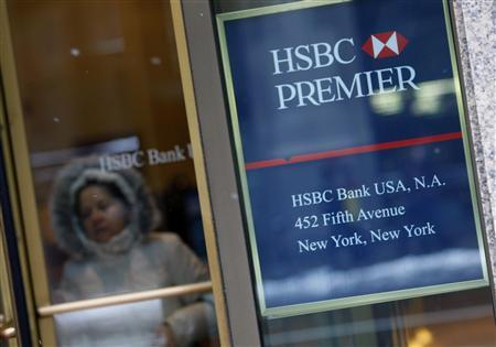 HSBC in $18 billion rights issue, retreats from U S