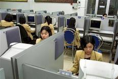 "<p>Telnic lancia sul web primo ""elenco telefonico"" globale. REUTERS/Kham</p>"