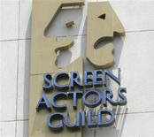 <p>A general view shows the Screen Actors Guild National Headquarters in Los Angeles July 9, 2008. REUTERS/Mario Anzuoni</p>