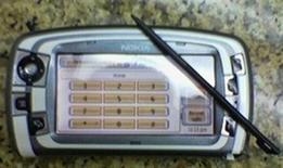 <p>Uno smartphone Nokia. REUTERS</p>