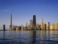 <p>Lo skyleline di Chicago FINANCIAL/SKYSCRAPERS REUTERS/Courtesy of Shelbourne Deveopment/Handout</p>