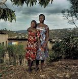 """<p>An undated handout photograph of Josette and son Thomas is pictured by Israeli-born photographer Jonathan Torgovnik. This photograph and dozens of similar ones are on display at New York's Aperture gallery in an exhibition called """"Intended Consequences: Rwandan Children Born of Rape"""". REUTERS/Courtesy Jonathan Torgovnik/Handout</p>"""