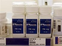 <p>Salute, per studio Usa Plavix riduce rischio di infarto. REUTERS/Jeff Haynes</p>