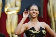 <p>Singer Beyonce arrives at the 81st Academy Awards in Hollywood, California February 22, 2009. REUTERS/Mario Anzuoni</p>