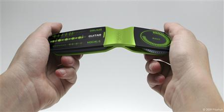 An advanced concept phone by industrial design firm Pilotfish is seen in an undated photo released April 20, 2009. REUTERS/Pilotfish/Handout