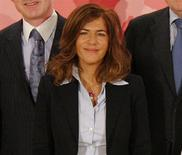 <p>Emma Marcegaglia, the head of Italy's industrialists, at a G8 Business leaders meeting in Paris, December 3, 2008. REUTERS/File</p>