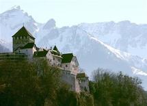 <p>A general view shows Vaduz Castle in Liechtenstein's capital Vaduz in a file photo. REUTERS/Arnd Wiegmann</p>