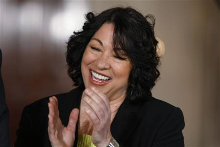 sotomayor thesis An essay on sonia sotomayor overviews the historical supreme court nomination of first latina woman to the highest court in the united states a yale law grad, the most trial experience of any justice on the supreme court and a judicial record that is virtually flawless puts sotomayor as a shining light on the bench.